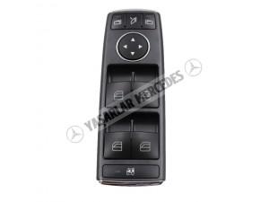 Mercedes W204 C Cam Düğmesi Sol Komple 2049055402