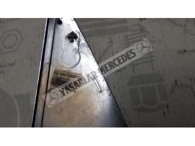 Mercedes W123 Kelebek Camı Döşemesi Çercevesi 1237250411