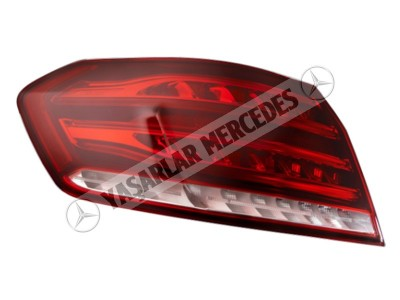 Mercedes W212 Sol Arka Stop 2129060703 Orijinal