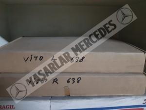 Mercedes Vito W638 Far Camı Sağ