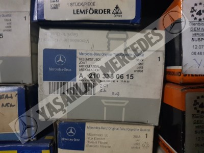 Mercedes W210 Rot Başı Orijinal Sağı