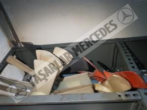 Mercedes W108 W115 W123 W124 W201 W116 W126 Pervane