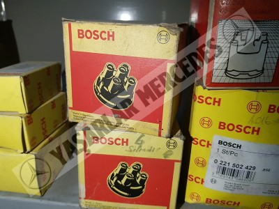 Mercedes W123 W201 W124 Distribütör Kapağı Bosch