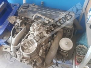 Mercedes 102 Motor 230 E Komple Motor