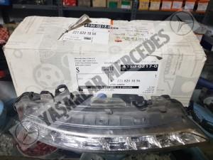 Mercedes W221 Tampon Gündüz Sis Farı Led A2218201856 Çıkma
