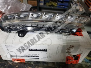 Mercedes W221 Tampon Gündüz Sis Farı Led A2218201756