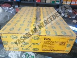 Mercedes W201 Sağ Far Camı Hella A0028268990 9AH 127 704-051