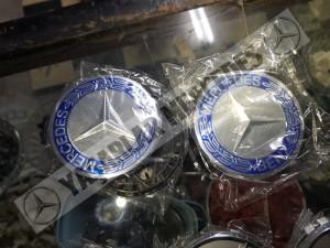 Mercedes Jant Kapağı Logolu