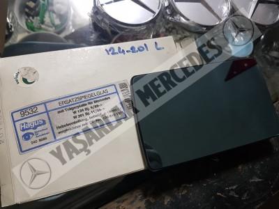 Mercedes W201 W124 Ayna Camı Sol Hagus A1248100121