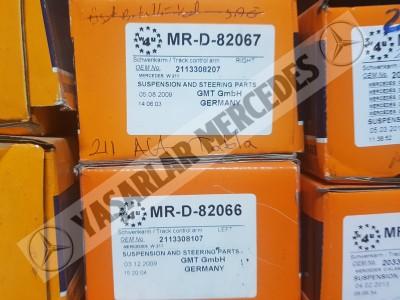 Mercedes W211 Alt Tabla Salıncak Sol 4U 2113308107  2113309107