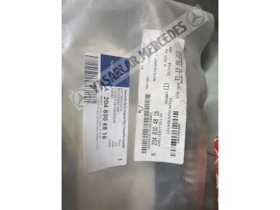 Mercedes W204 W205 Klima Borusu 2048304816 2048302516