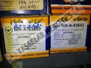 Mercedes W124 Uzun Rot Başı 0003385610 0003385910
