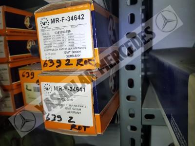 Mercedes W639 Z Rot Sol 6393200089