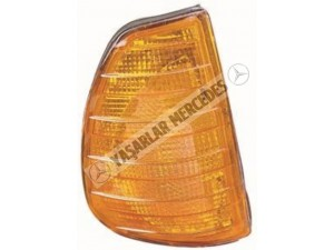 Mercedes W123 Sağ Sinyal Sarı Depo 0008207421 440-1605RBWE-Y