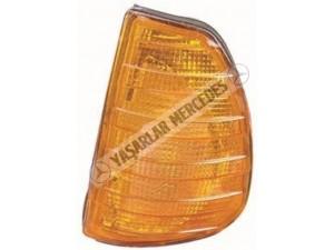 Mercedes W123 Sol Sinyal Sarı Depo 0008207321 440-1605LBWE-Y