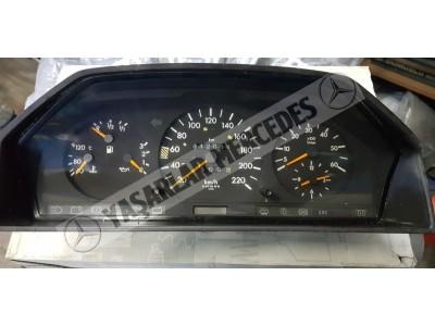 Mercedes W124 Dizel Kilometre Gösterge Saati