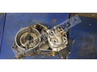 Mercedes W201 W124 M102 Motor Hava Benzin Dağıtıcı Gaz Kelebeği