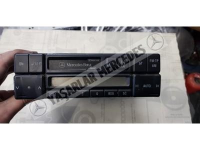 Mercedes Orijinal Radyo Teyp W202 W208 W210 W124 W140