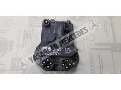 Mercedes W124 W201 W126 Ateşleme Kontrol Beyni 0055458432 0227400583