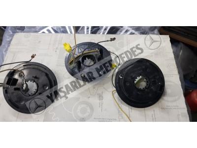 Mercedes A168 SLK W170 W202 W208 W210 Direksiyon Açı Srs Sargısı Çemberi 1684600149
