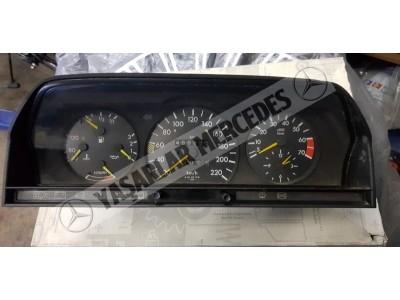 Mercedes W201 Kilometre Gösterge Saati