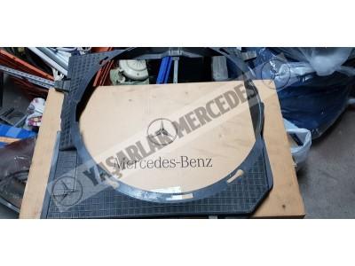 Mercedes W124 M103 M104 Klimalı Radyatör Davlumbazı 1245000755