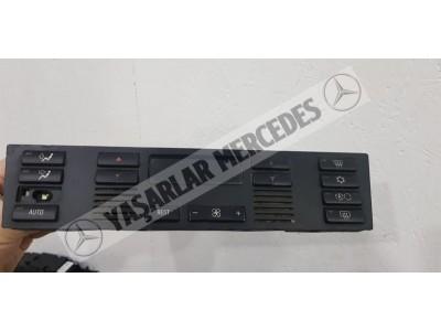 Bmw E39 Klima Düğmesi Paneli 641183749569