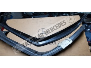 Mercedes W204 Arka Bagaj Su Oluk Kaplaması Sağ A2046931633